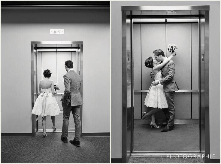 L Photographie -- Saint Louis County courthouse wedding