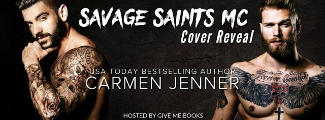 Renee Entress's Blog: [Cover Reveal + Giveaway] Savage Saints MC Series ...