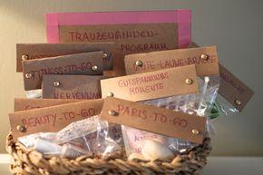 Geschenk für Eure Trauzeugin: das Trauzeuginnen-Schutzprogramm