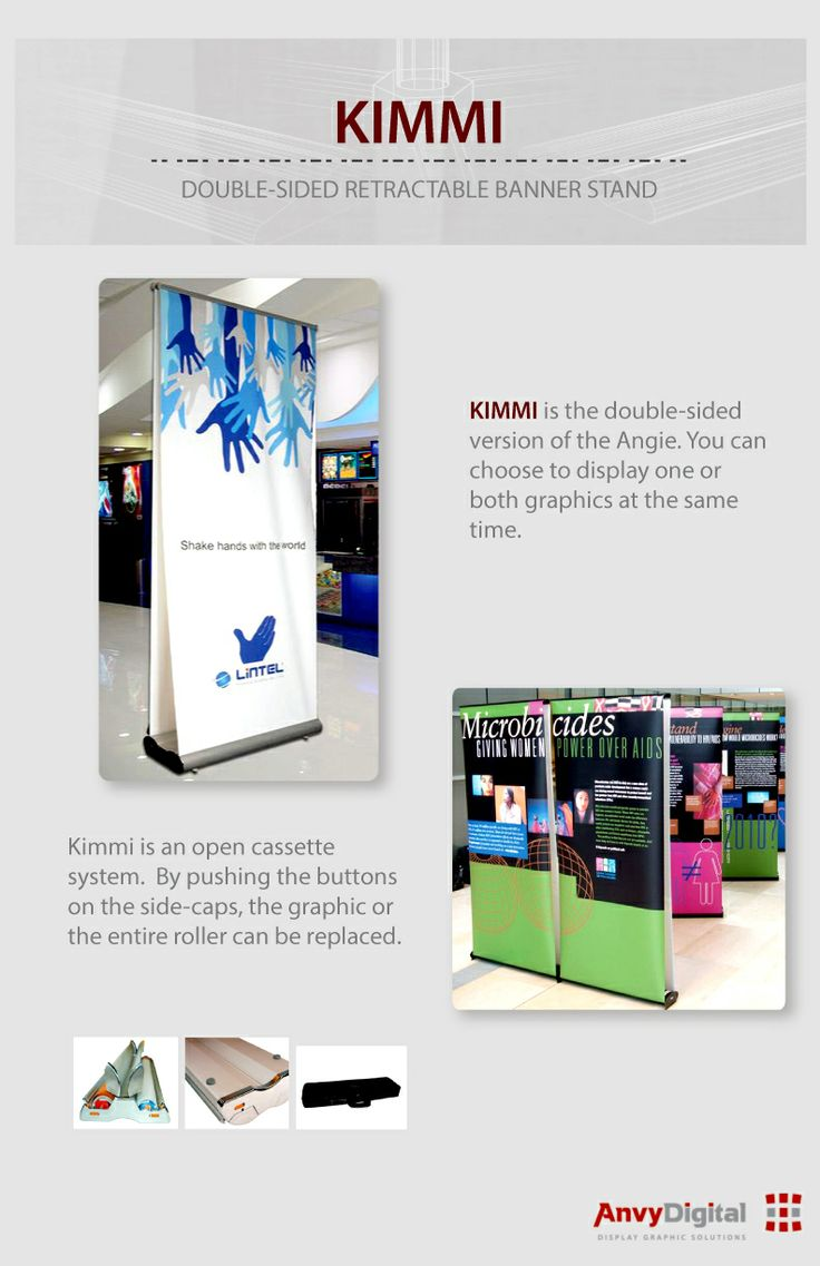 30 best Projects & Ideas - Banner Stands images on Pinterest ...