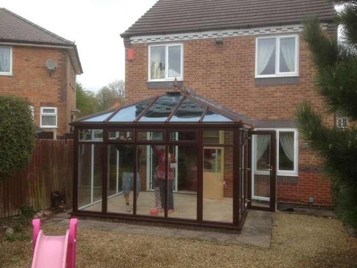Edwardian Conservatories wood 2. http://www.finesse-windows.co.uk/conservatories.php