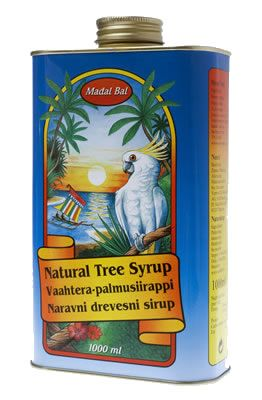 The Madal Bal Natural Tree Syrup is the main ingredient in the Lemon Detox cleanse. The Madal Bal Natural Tree Syrup is a unique formulation of rare selected palm and Grade-C maple syrup. It has been formulated using only the purist ingredients, specifically for the Lemon Detox cleanse. It provides the body with high levels of nourishment in the form of natural carbohydrates during the cleanse.  http://www.purenaturalhealth.com.au/products.php?psid=134&gtitle=detox