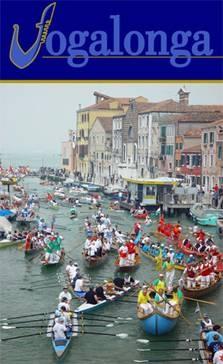 Vogalonga - the row around Venice