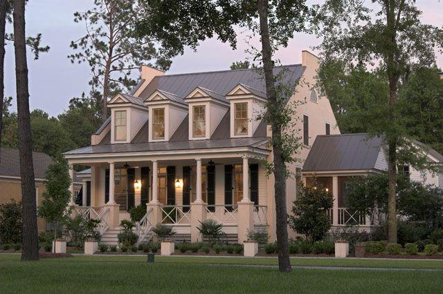 Eastover Cottage.: Dormer Window, Dreams Houses, Dreams Home, Southern Charms, Coastal Home, Side Porches, Southern Home, Houses Plans, Front Porches