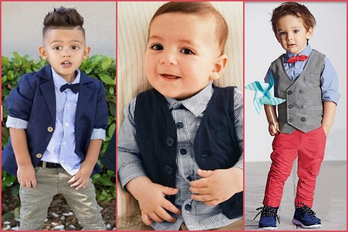 08e13a239735 Amazing 1st Birthday Outfits Ideas for Baby Boys in India