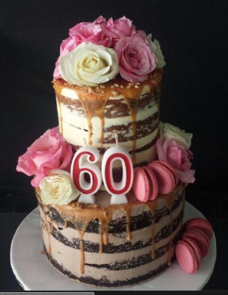 Foto kue pernikahan oleh Pearl Cakes Bali