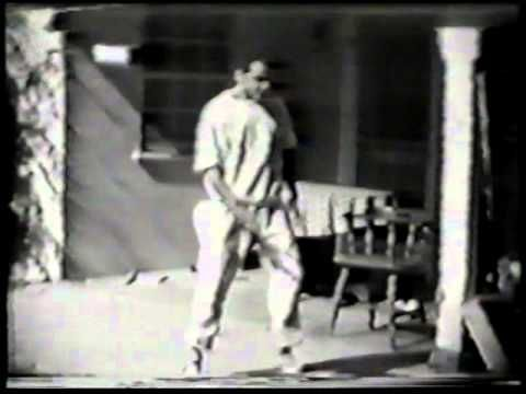 Bruce Lee-Rare Backyard Footage part 1 Very Rare! - YouTube