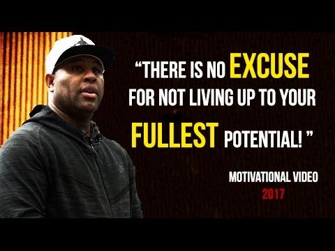 STOP MAKING EXCUSES - 2017 MOTIVATION (ft. Eric Thomas)