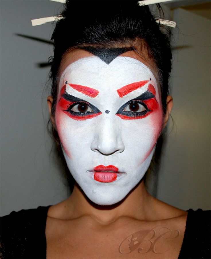 59 Best Images About Kabuki On Pinterest | Alex Box Pat McGrath And Cirque Du Soleil