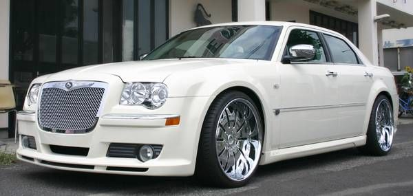 Chrysler 300c, Drove one of these as a rental and LOVED IT. I want it!
