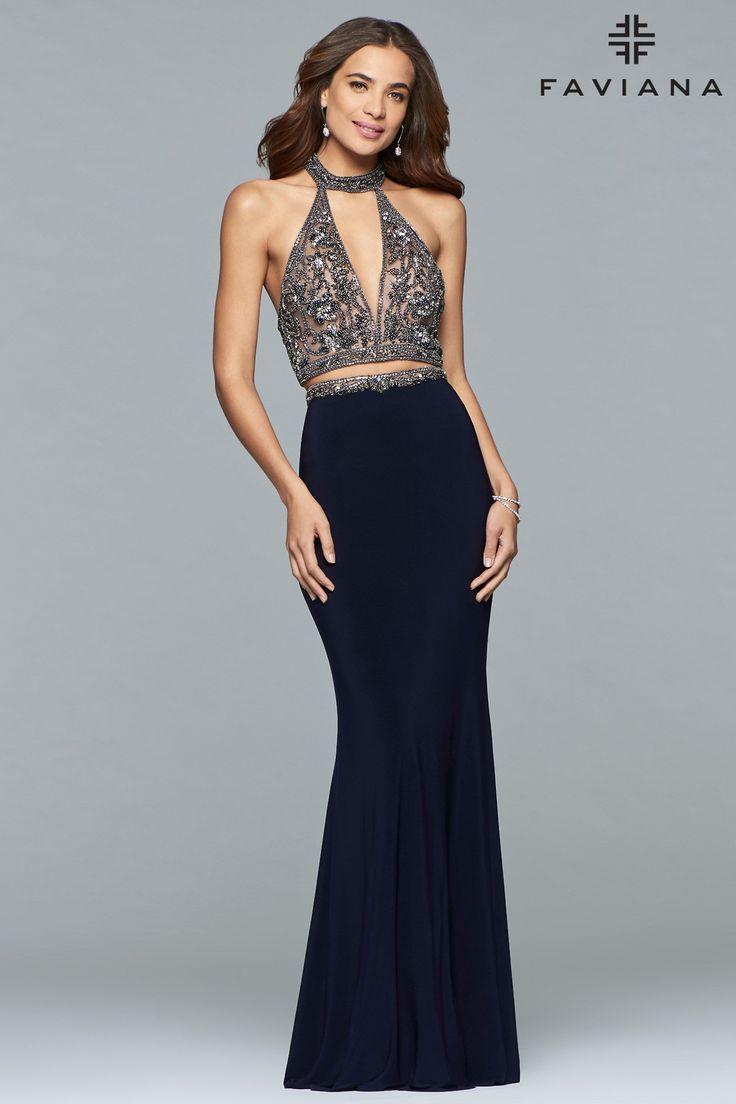 Alle Kleider partykleid für mollige : Die besten 25+ Two piece gown Ideen auf Pinterest | matric ...