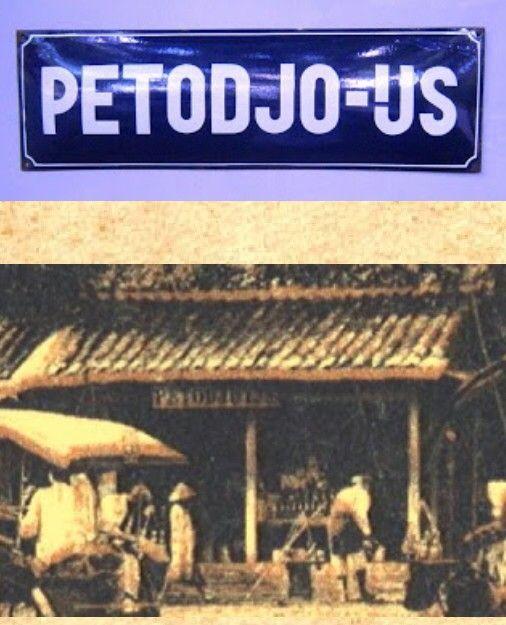 IJsfabriek Petodjo (1907-1922) Petodjo Ijs (Depot Es Petodjo)