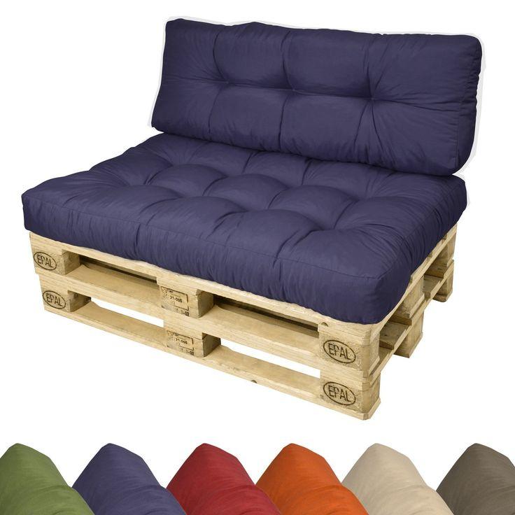 17 migliori idee su pallet di legno divano su pinterest mobili con pallet divano pallet e. Black Bedroom Furniture Sets. Home Design Ideas