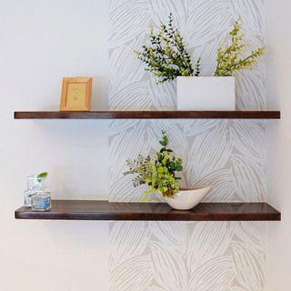 飾り棚は名前の通り飾るための棚。あなたのセンスを存分に発揮してください。