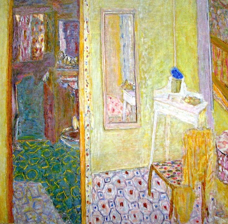 Pierre Bonnard - Interior