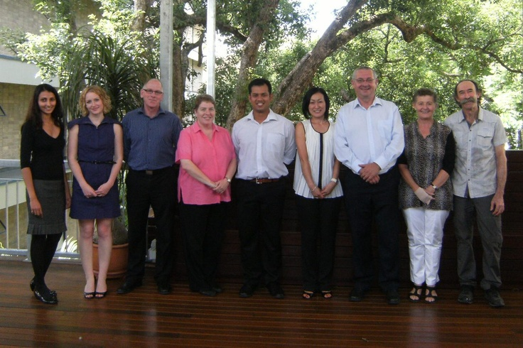 International House at University of Queensland are working with Investors in People 2013