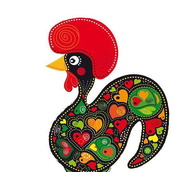 SOLD! The Rooster Of Barcelos - THANKS :)