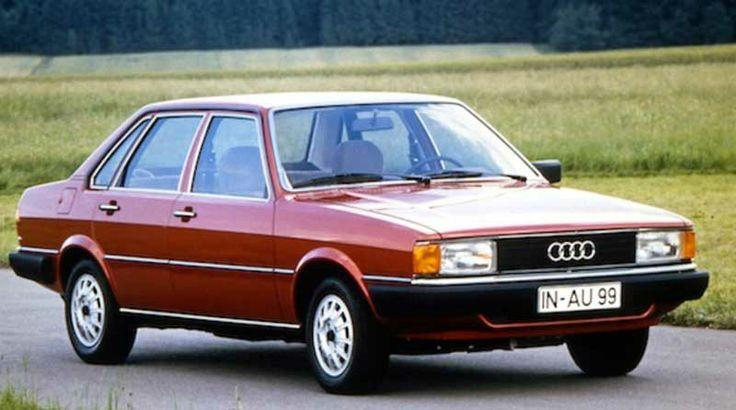 Audi 80 vanaf 1986 met verzinkte carrosserie - http://www.driving-dutchman.com/audi-80-vanaf-1986-met-verzinkte-carrosserie/