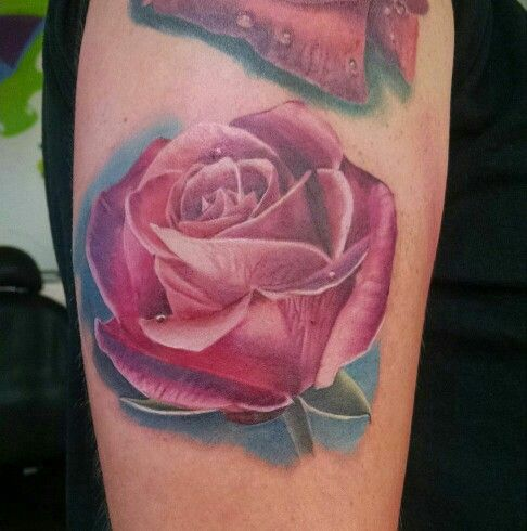 39 best Rose tattoos images on Pinterest | Rose tattoos ...