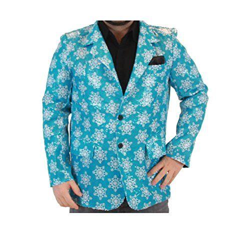Sequin Snowflakes Blue Ugly Christmas Suit Jacket (Small/... https://www.amazon.com/dp/B00QKQNSIO/ref=cm_sw_r_pi_dp_xxgMxbGXJG1RY