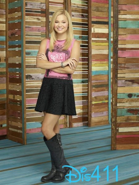 I Didnt Do It Premieres On Disney Channel January 17, 2014 - Olivia Holt