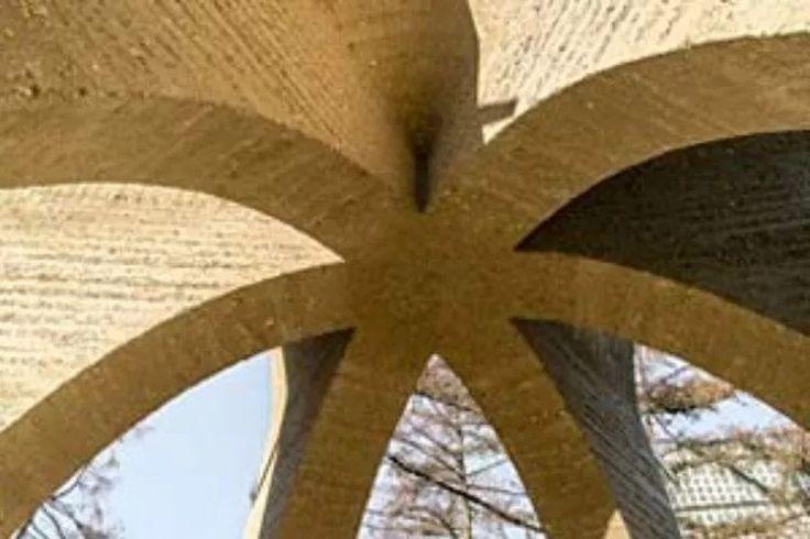 Earthen cupolas (detail) | ETHHönggerbergcampus, Zürich • Martin Rauch