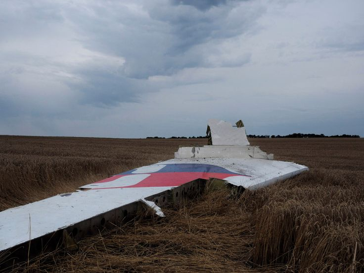 Malaysia Airlines Ukraine Crash