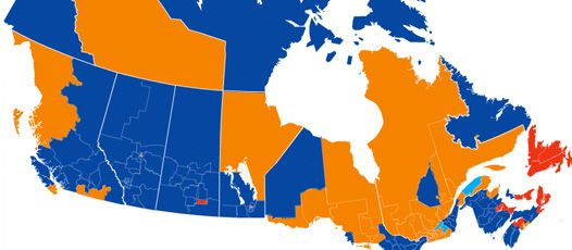 What's the deal with all these Canadian political parties?
