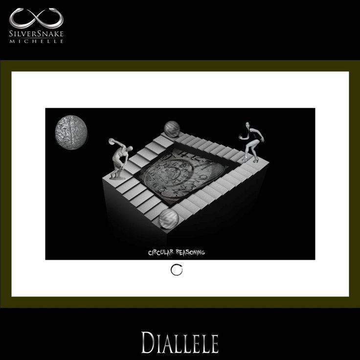 "Silversnake Michelle - Video Teaser song ""DIALLELE"" from ""HER SNAKENESS"""