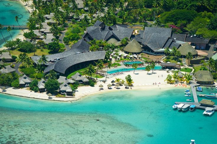 InterContinental Moorea Resort Spa, Papetoai, French Polynesia - Booking.com