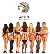 #voetbalwedden #babes Een forumtopic met foto's van knappe voetbal babes.
