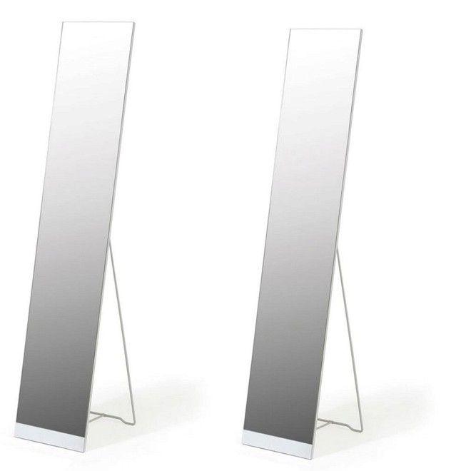 Oltre 25 fantastiche idee su specchio da pavimento su - Altezza specchio ...