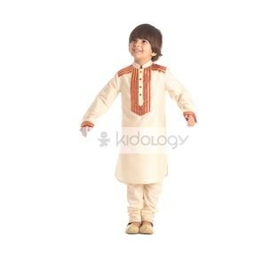 Nowadays, one also has an option to buy ethnic wear for kids online. There are online stores like kidology that have the latest collection of trendy kids wear designer dresses.