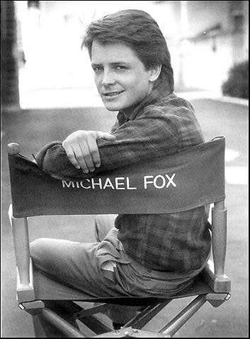 """I love the irony. I'm perceived as being really young and yet I have the clinical condition of an old man"" Michael J Fox"