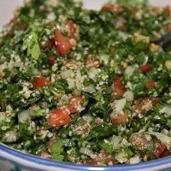 Photo recette : Taboulé libanais