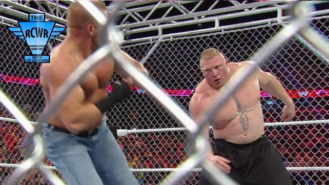 WWE Raw 5/13/13 Results: Brock Lesnar & Triple H Square Off Before Extreme Rules