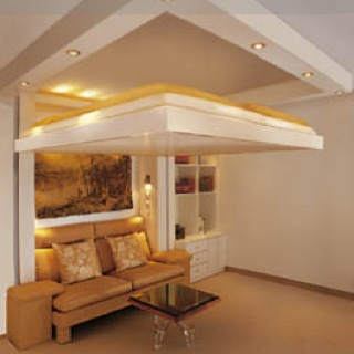 Coolest Bed Ever A Sideways Murphy Bed Cool Bedroom