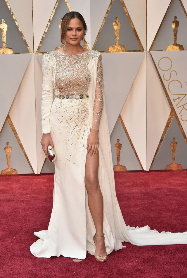 Chrissy Teigen Academy Awards 2017
