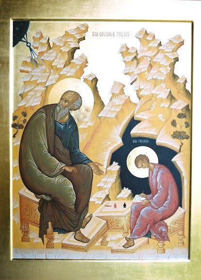 San Giovanni e San Procoro a Patmos