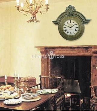 Wall clock Roger Lascelles http://www.robertorossi.ro/roger-lascelles-90-cm-44931-2660