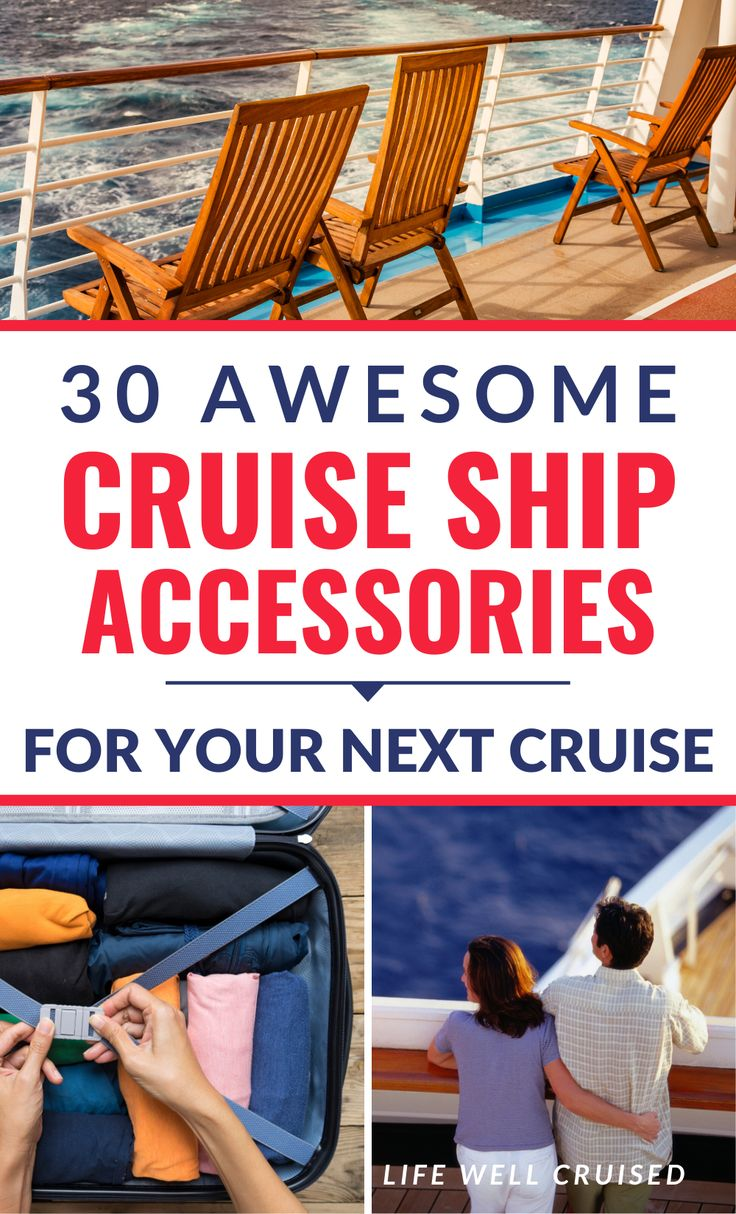 25+ most recommended Amazon Items to Bring on a cruise ...