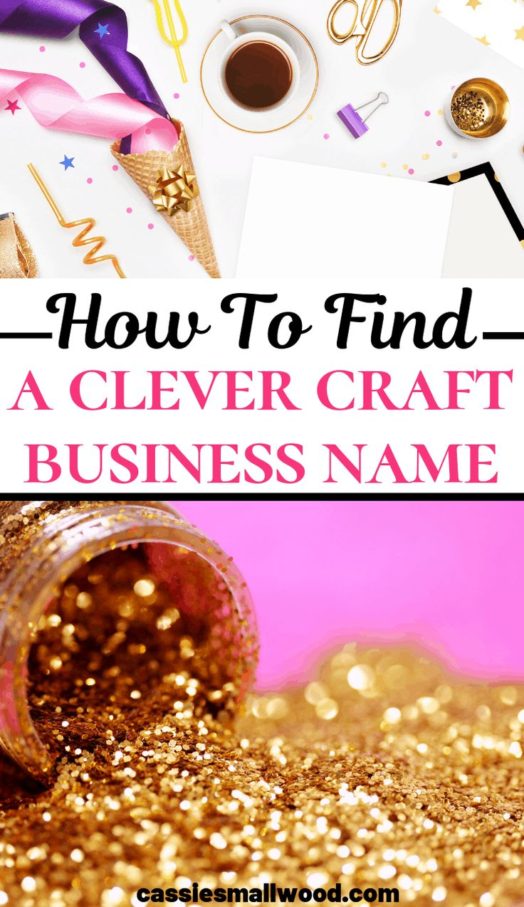 33+ Craft company name ideas information