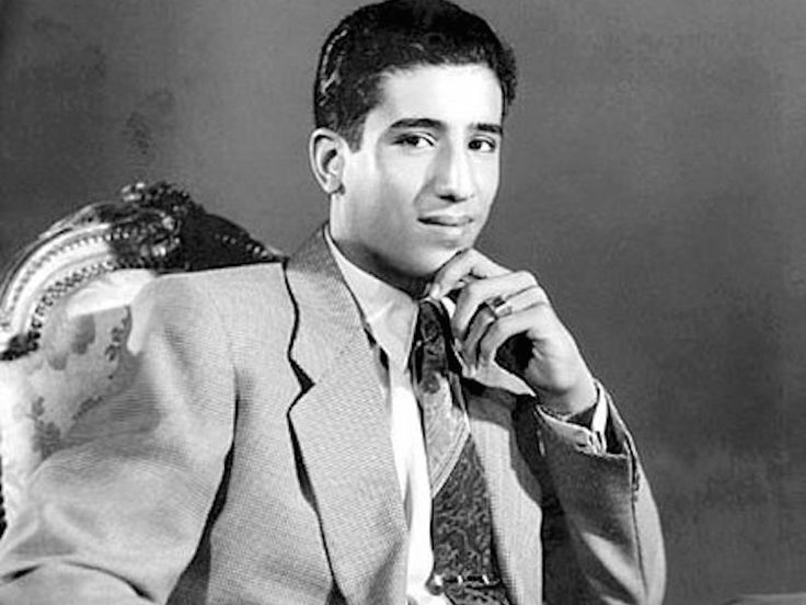 An undated photo of Saudi Arabia's King Salman. He was first made deputy governor of Riyadh in 1954, at about age 19.