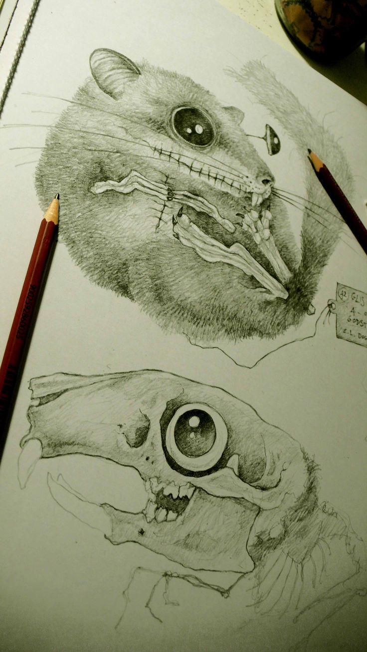 disegnando Alice Sotto Terra
