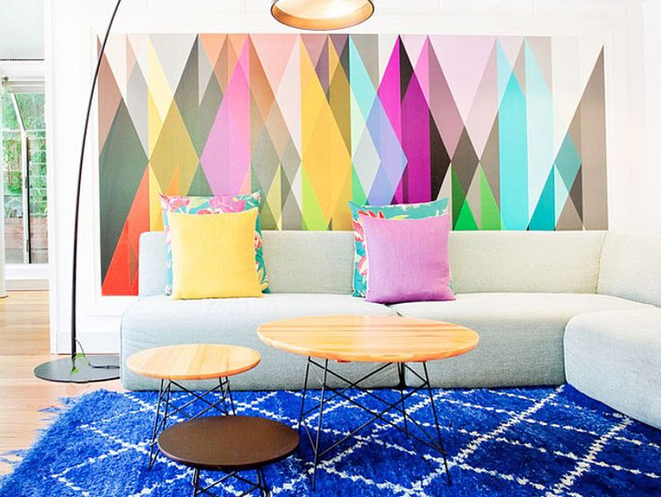 The Ultimate Removable Wallpaper Guide - http://freshome.com/removable-wallpaper/