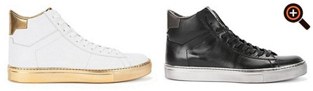 Herren Sneaker von Dsquared, Rick Owens, Philippe Model, Gucci, Boss, Y-3