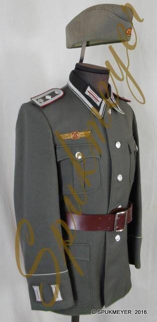 Suboficial de artillería 1965