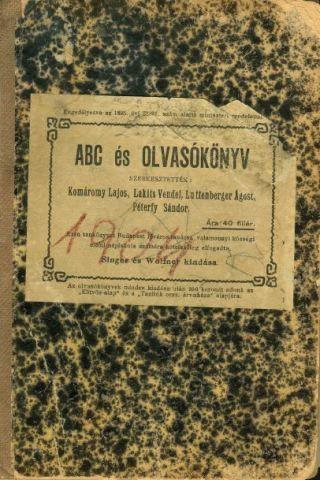 ABC és olvasókönyv