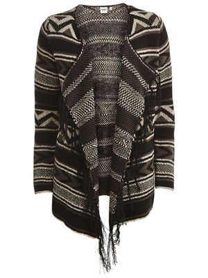 KNITTED CARDIGAN - Object Collectors Item #objectfashion