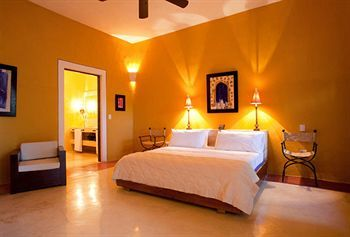 Hotel Hacienda VIP, Merida, Mexico - loved this room!